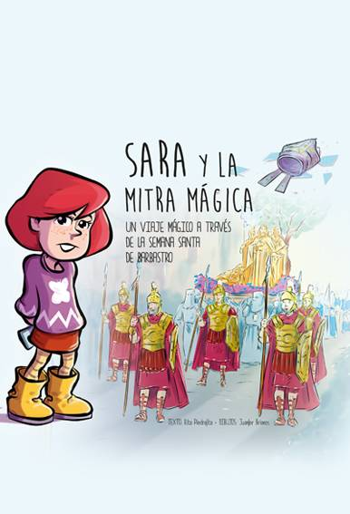 Sara-y-la-Mitra-magica-semana-santa-barbastro-juanfer-briones